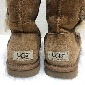UGG Shoes - UGG Australia Bailey Button Triplet Boot